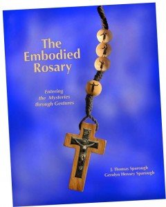 Embodied Rosary Cover